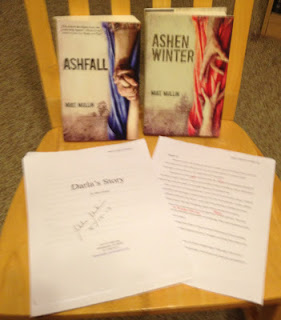 Awesome Giveaway from Mike Mullin, Author of the Ashfall Series