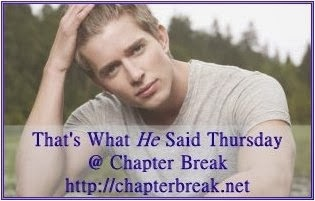 That's What He Said Thursday – December 5th, 2013