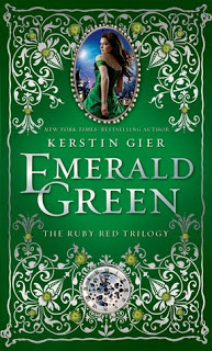 Emerald Green (Ruby Red Trilogy #3) by Kerstin Gier