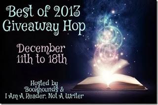 Best of 2013 Giveaway Hop