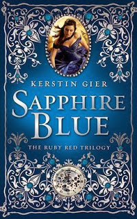 Sapphire Blue (Ruby Red Trilogy #2) by Kerstin Gier