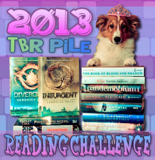 2013 TBR Pile Reading Challenge