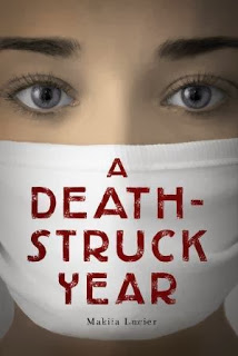 Review:  A Death-Struck Year by Makiia Lucier