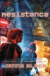 Review:  Resistance (Replica Trilogy #2) by Jenna Black