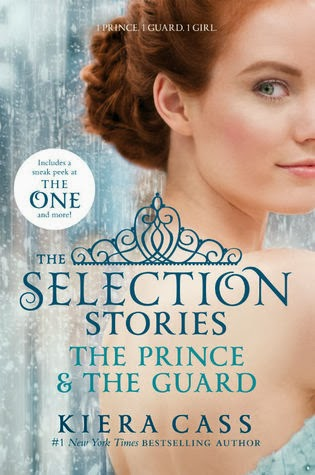 Review:  The Selection Stories:  The Prince and The Guard by Kiera Cass