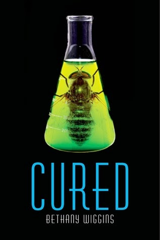 Review:  Cured (Stung #2) by Bethany Wiggins