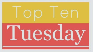 Throwback Thursday/Top 10 Tuesday – Popular Authors I've Never Read