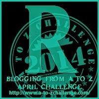 A to Z April – R:  Romance