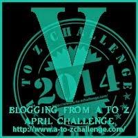 A to Z April – V:  Vampires