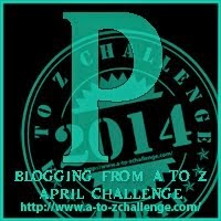 A to Z April – P:  Paranormal