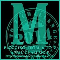 A to Z April – M:  Mysteries