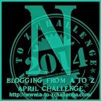 A to Z April – N:  Nonfiction