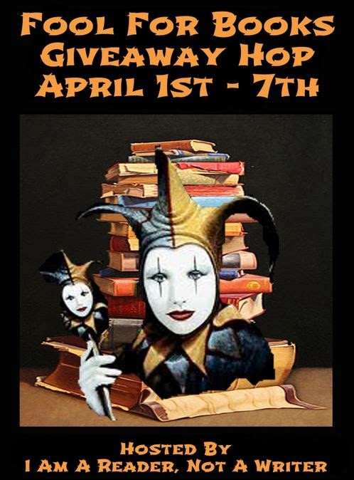 Giveaway:  Fool for Books Hop 2014