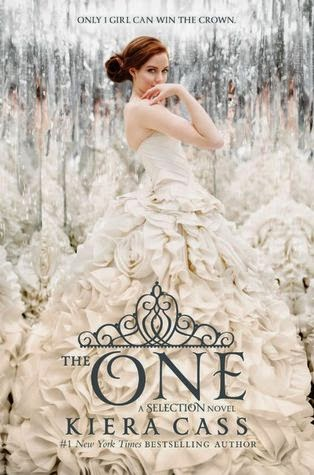 Review:  The One (The Selection #3) by Kiera Cass