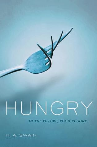 Review:  Hungry by H.A. Swain