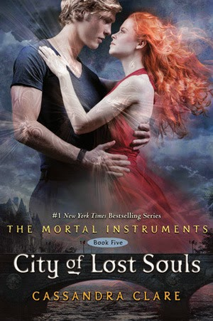 Review:  City of Lost Souls (The Mortal Instruments #5) by Cassandra Clare