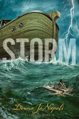 Review:  Storm by Donna Jo Napoli