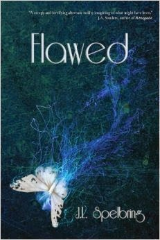 Review:  Flawed (Perfection #2) by J.L. Spelbring