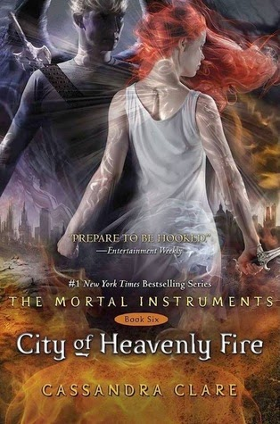 Review:  City of Heavenly Fire (The Mortal Instruments #6) by Cassandra Clare