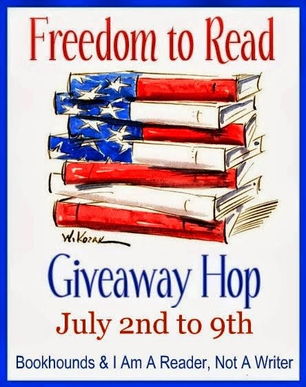 Freedom to Read Giveaway Hop 2014