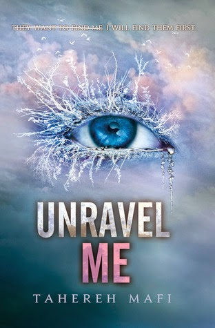 Review:  Unravel Me (Shatter Me #2) by Tahereh Mafi (September Sequels Challenge #2)