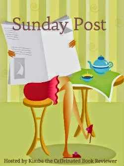 Sunday Post #13 and Stacking the Shelves September 14th, 2014 and #TackleTBR Read-A-Thon Update