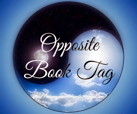 Opposite Book Tag