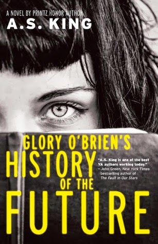 Review: Glory O'Brien's History of the Future by A.S. King