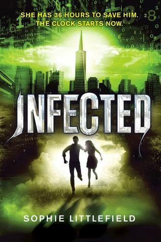 Review:  Infected by Sophie Littlefield (COYER Challenge #1)