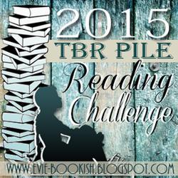 2015 TBR Pile Reading Challenge  #2015TBRPile
