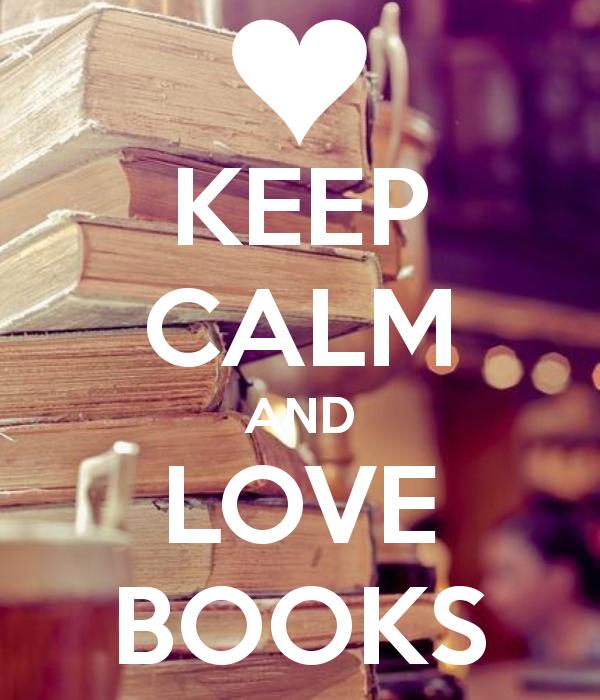 I Love Books Tag