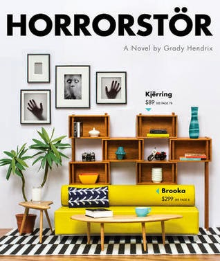 Review:  Horrorstor by Grady Hendrix (TBR Challenge #1)