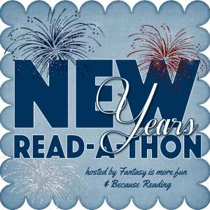 New Year's COYER Read-a-thon Wrap-Up