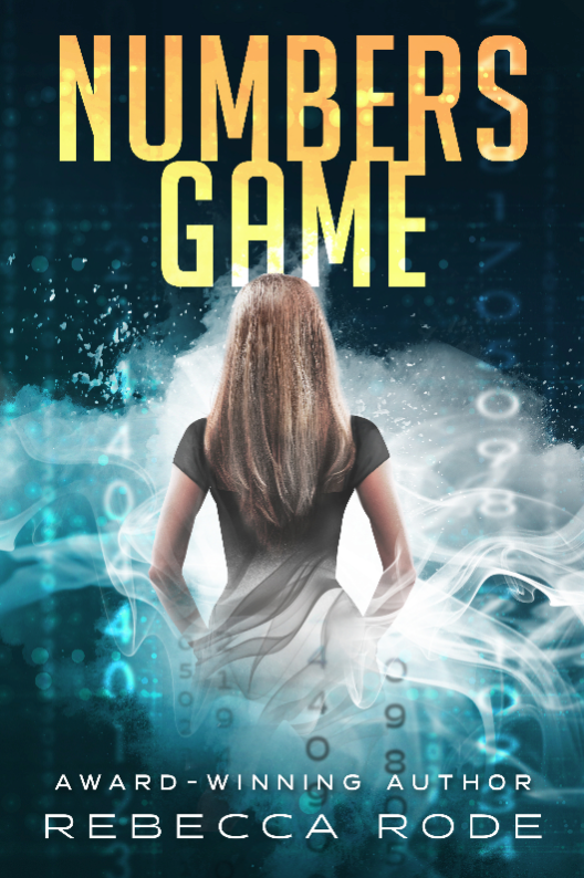 Cover Reveal:  Numbers Game by Rebecca Rode
