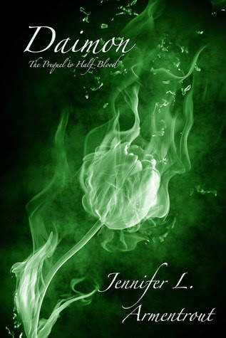 Review – Daimon:  The Prequel to Half-Blood by Jennifer L. Armentrout