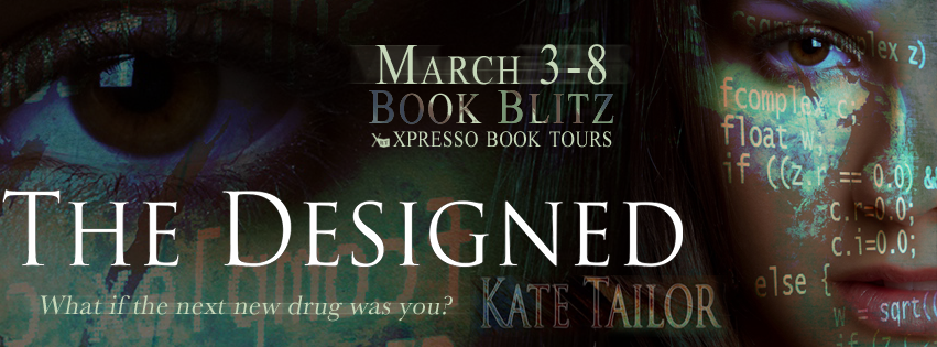 Book Blitz and Giveaway:  The Designed by Kate Tailor