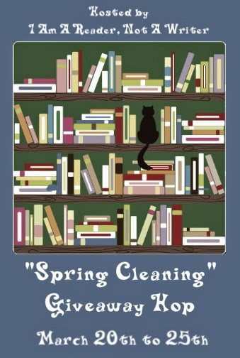 Spring Cleaning – Clear Your Shelf Giveaway Hop