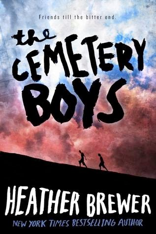 Review:  The Cemetery Boys by Heather Brewer