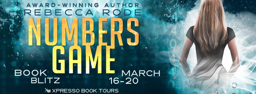 Book Blitz:  Numbers Game by Rebecca Rode (Giveaway)