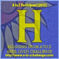 A to Z April:  H Reviews – Heaven (Casteel series #1) by V.C. Andrews