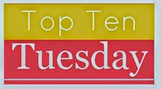 Top Ten Tuesday:  Top 10 All Time Favorite Authors