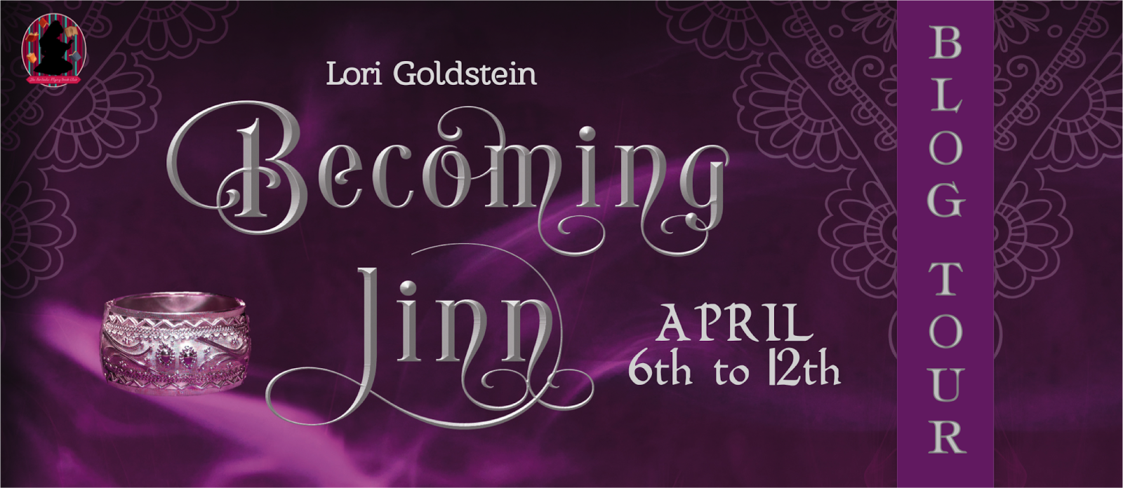 Blog Tour: Review and Official Playlist – Becoming Jinn by Lori Goldstein (and 2 Giveaways!)