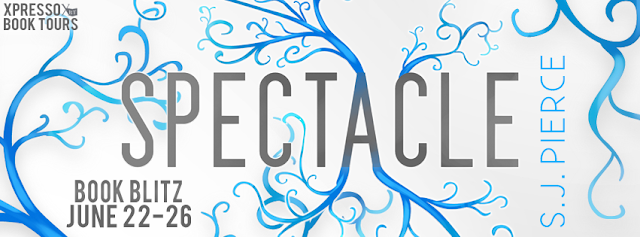 Book Blitz:  Spectable by S.J. Pierce