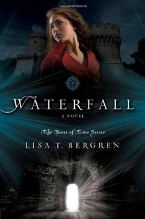 Review:  Waterfall (River of Time #1) by Lisa Tawn Bergren (COYER Summer Challenge #1)