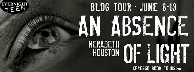 Book Tour:  An Absence of Life by Meradeth Houston
