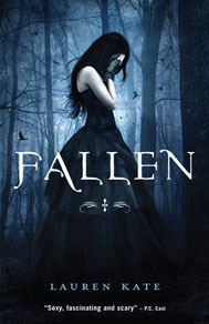 Review:  Fallen by Lauren Kate (TBR Challenge #7)