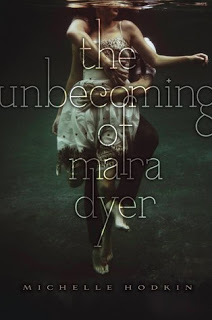 Review:  The Unbecoming of Mara Dyer by Michelle Hodkin (TBR Challenge #10)