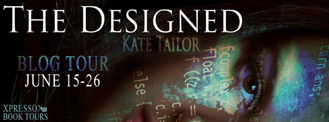 Review and Blog Tour + Giveaway:  The Designed by Kate Tailor