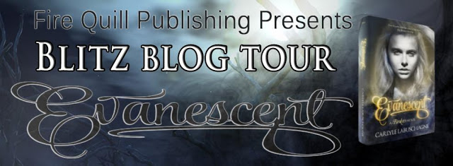 Book Blitz:  Evanescent by Carlyle Labuschagne (Giveaway)