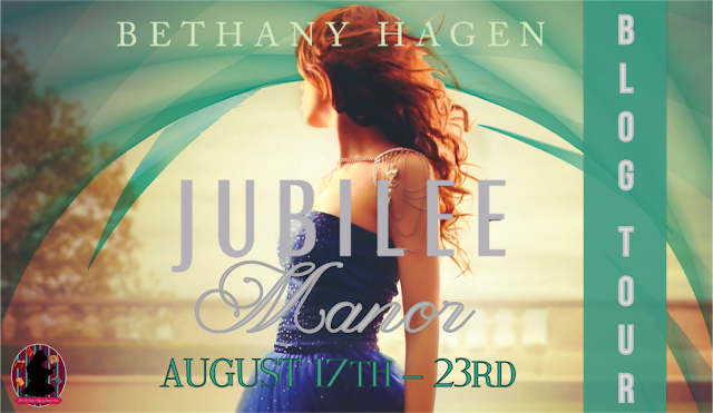 Review and Blog Tour (and giveaway!):  Jubilee Manor (Landry Park #2) by Bethany Hagen
